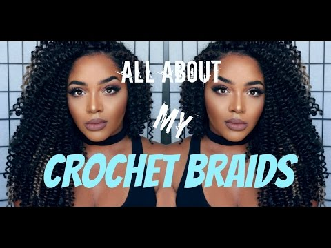 Natural Looking Crochet braids | Freetress Water Wave