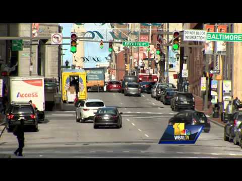 Video: Baltimore ranks among worse cities in US for jobs