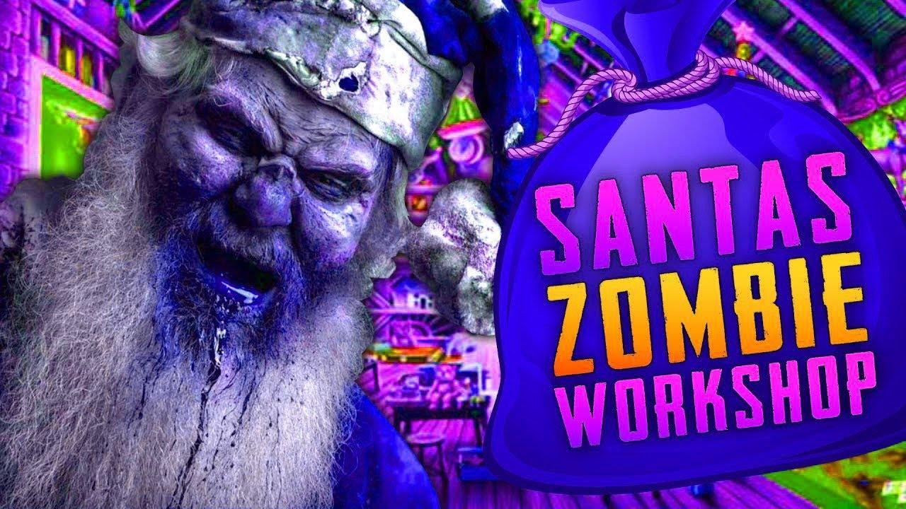 SANTA'S EVIL WORKSHOP (Custom Call of Duty Zombies Map) on waw cod, waw zombie guns, waw thompson, call of duty custom maps, aw all cod maps, waw mods, waw zombie glitches for xbox 360, waw hacks, waw call of duty, waw zombies first map, waw zombies der riese, black ops zombies custom maps, cod ghosts maps,