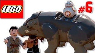Смешной лего мультик Звездные войны [6] Сколько стоит биби 8 Lego Star Wars The Force Awakens