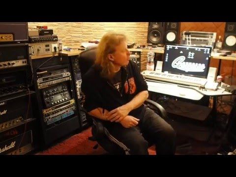 INDUCTION - Roland Grapow talking about