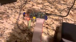 Raspberry Pi WiFi internet radio, MPD ssh