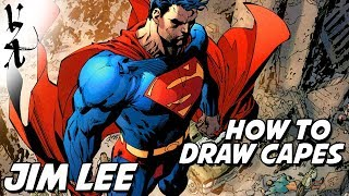 Jim Lee - How To Draw Capes
