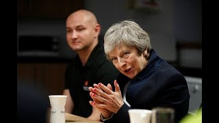LIVE: Brexit debate on Theresa May's deal in British parliament