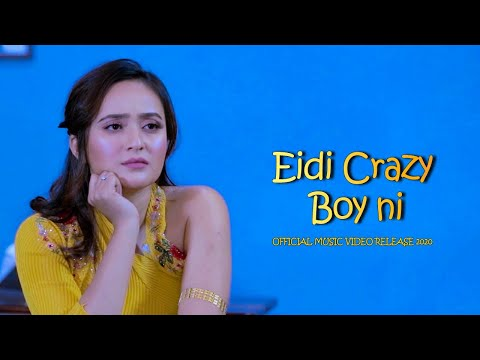 Eidi Crazy Boy Ni || Khaba & Bala || Hitler Chingakham || Official Music Video Release 2020
