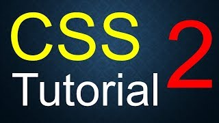 CSS Tutorial - How to Add CSS File With HTML