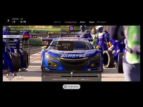 GT Sport | Independent Team Championship - Round 6 Pre-race Test