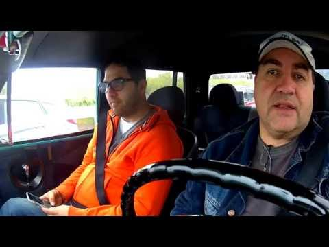 RASTROJERO 20160907 170705 Osvaldo Cabral y Federico Bava viajan a Ceibas, Entre Ríos