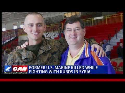 U.S. Marine Killed While Fighting With Kurds in Syria