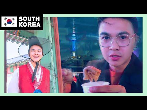 seoul-(south-korea)-🇰🇷💞-myeongdong-streetfood,-gyeongbokgung-palace,-n-seoul-tower-|-tricksterzph