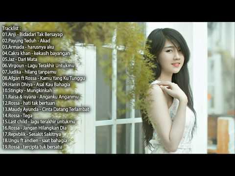 Kumpulan Lagu Enak Untuk Tidur   20 LAGU POP TERBARU 2017 2018 INDONESIA TERPOPULER Saat ini
