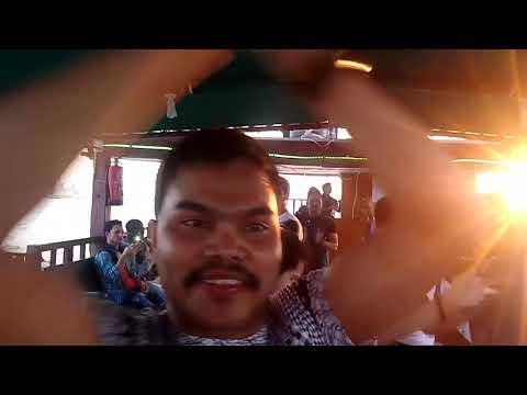 visiting - Nepali & filipina  Ghana friends -dance  Qatar Bot