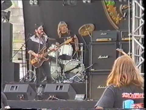 "Motörhead ""Sound Check"" Belgrade, Serbia 2002"