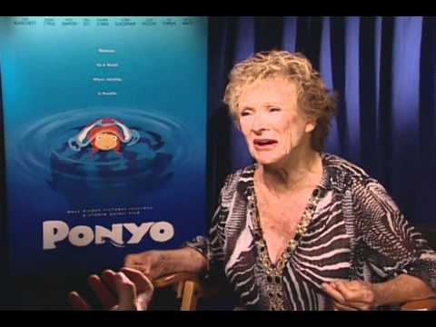 Ponyo - Exclusive: Cloris Leachman Interview