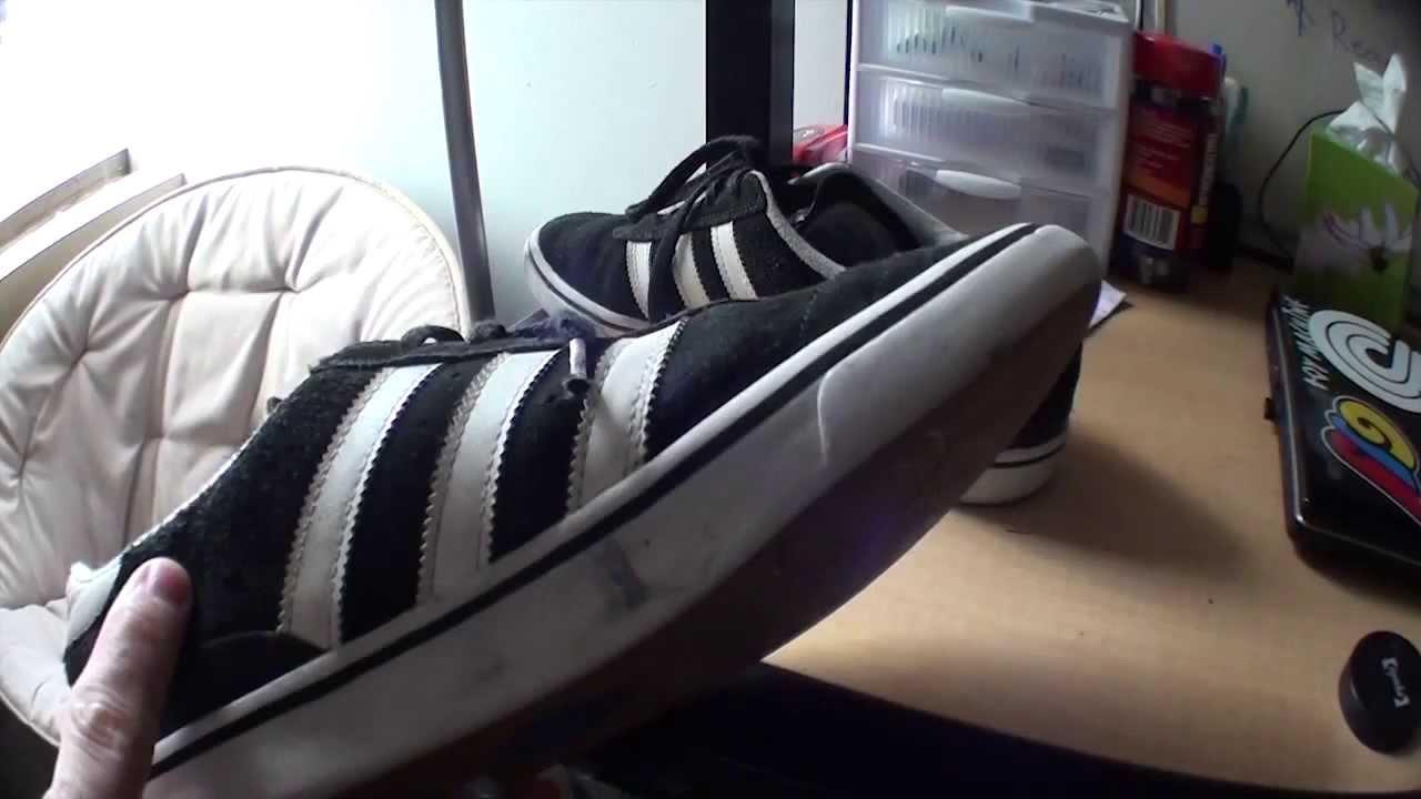 info for 622fe f842c Adidas Busenitz Vulc Mens Skate Shoes Review