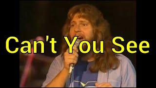 The Marshall Tucker Band - Can't You See - Lyrics