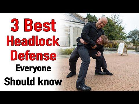 3 Best headlock defense everyone should know | Wing Chun
