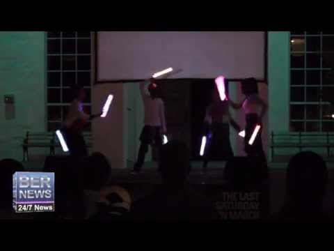 Troika At Earth Hour Celebrations, Mar 29 2014