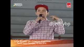 Adjis Doa Ibu Stand Up Comedy Festival Indonesia 2014