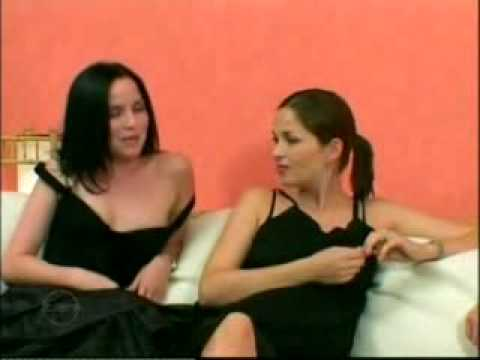 The Corrs- Backstage Pass Interview- Borrowed Heaven Tour 2004- France part 1