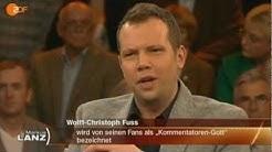 Markus Lanz: Wolff Fuss Best Of, außerdem über BVB und seine Bindung zum 1.FC Köln  - 13.02.2013