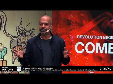 Ray Podder - Nordic FUTURE - Co-Create the Future NOW!