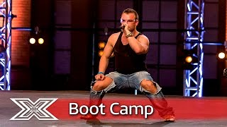 Can Beck Martin get the Judges moving for a second time?   Boot Camp   The X Factor UK 2016