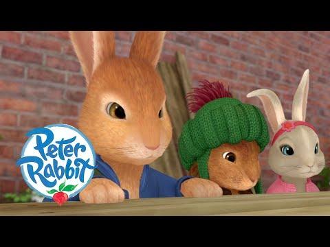 Peter Rabbit - A Quick Escape | Cartoons for Kids
