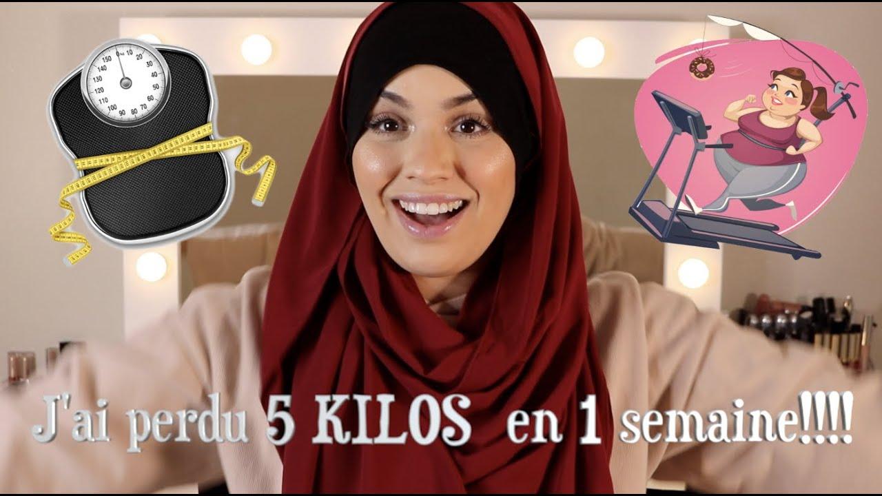 Download J'AI PERDU 5 KILOS EN 1 SEMAINE!! JE VOUS DIS TOUT !