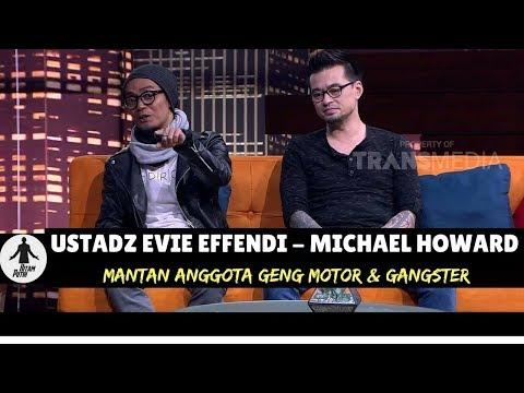 USTADZ EVIE EFFENDI - MICHAEL HOWARD | HITAM PUTIH  (02/02/18) 4-4