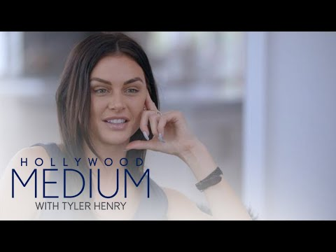 Lala Kent Really Wants to Connect to Late Father--& Does! | Hollywood Medium with Tyler Henry | E!