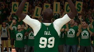 NBA 2K20 Tacko Fall My Career - Championship Clinching Game!