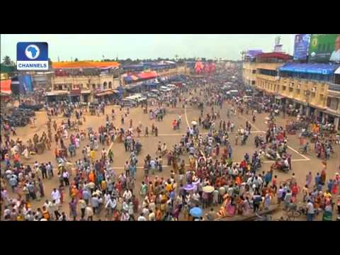 Earth File: Challenges and Solutions As World Population Increases (PT1) 31/07/15