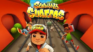 Subway Surfers: First Version 2012 Gameplay