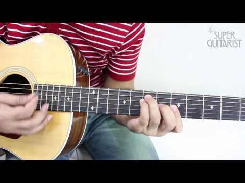 Jiya Re Full Song Guitar Chords and Strumming Pattern | Jab Tak Hai Jaan