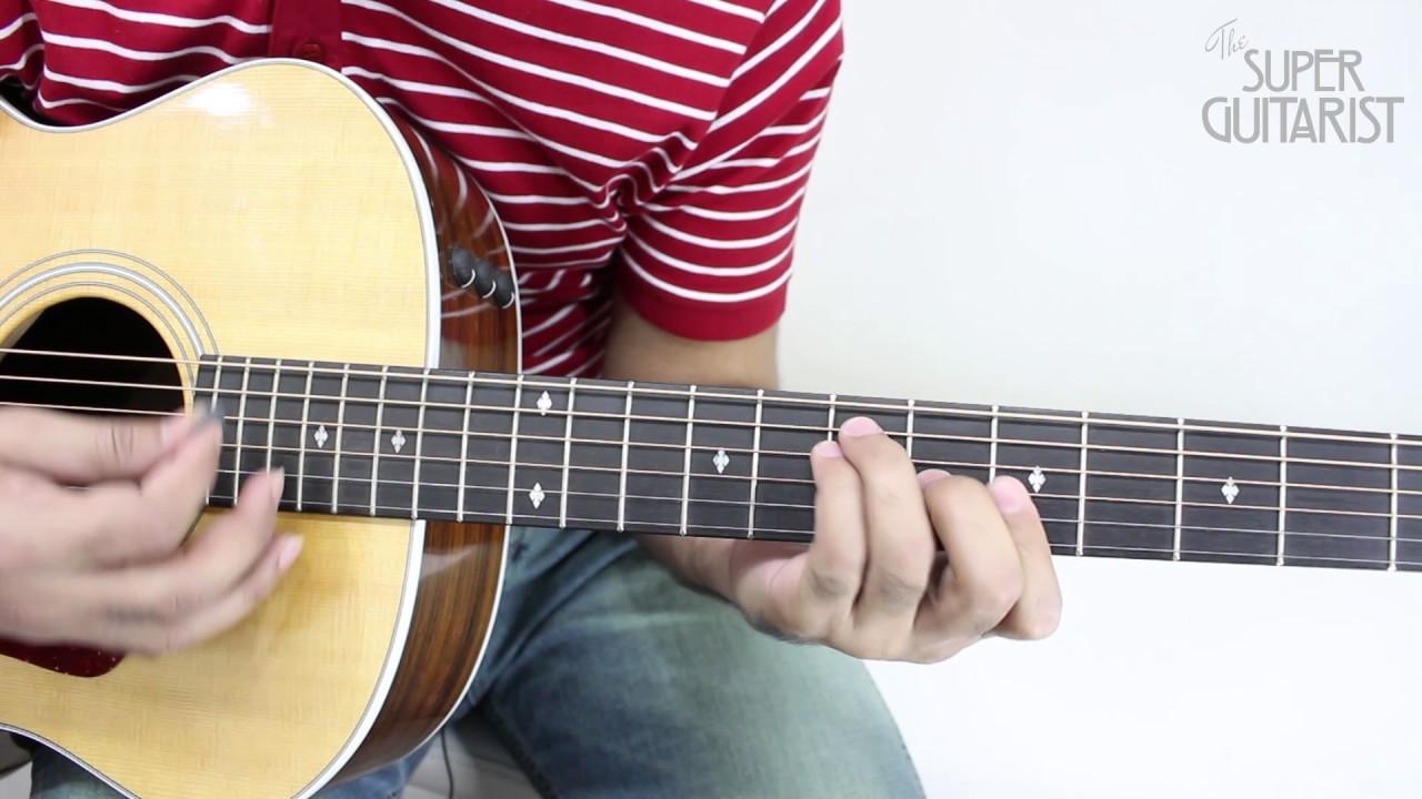 Jiya Re Full Song Guitar Chords And Strumming Pattern Jab Tak Hai