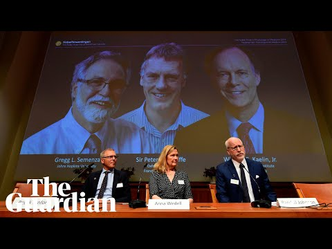 Nobel Prize winners in physiology or medicine announced for 2019 – watch live