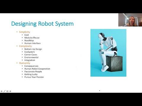 Master Lecture: Robotics