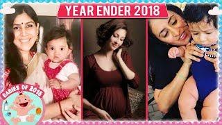 Saumya Tandon, Disha Vakani, Neha Dhupia Babies Of 2018 | TellyMasala 2018 Year Enders