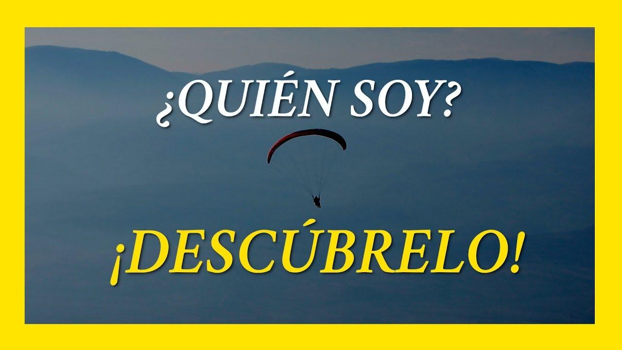 Quién Soy Yo Superación Personal Y Motivación En Español Poema