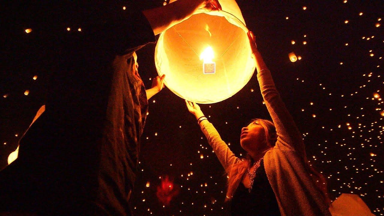 "نتيجة بحث الصور عن RISE Lantern Festival - Tangled ""I See the Light"" in Real Life - Las Vegas"