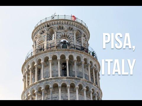 Walking Tour - Piazza del Miracoli - Pisa, Italy 🇮🇹