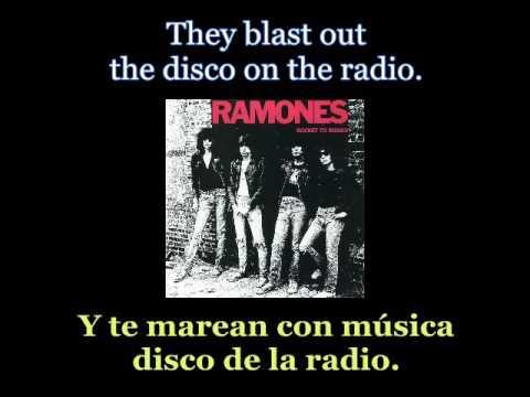 Ramones - Rockaway BeachLyrics / Subtitulos en español (Nwobhm) Traducida