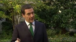 Northern Rock mortgages by george osborne