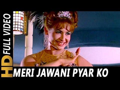 Meri Jawani Pyar Ko Tarse| Asha Bhosle | Upaasna 1971 Songs | Helen, Sanjay Khan, Feroz Khan
