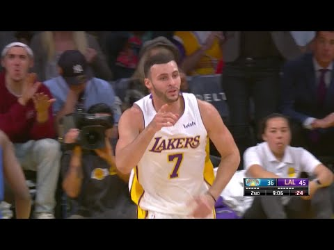 2nd Quarter, One Box Video: Los Angeles Lakers vs. New York Knicks