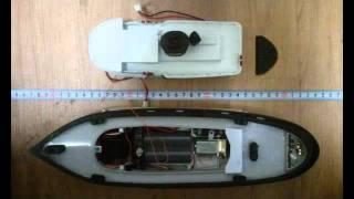 1/72 Scratch Built Habor Tugboat Building Log