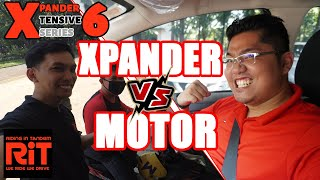 Xpander vs Motorcycle : Xpander Xtended Series 6
