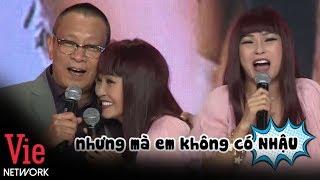 """Phương Thanh bồi hồi hát lại """"Giã Từ Dĩ Vãng"""" tại Ký Ức Vui Vẻ, kêu oan vì bị đồn """"nhậu rất dữ"""""""