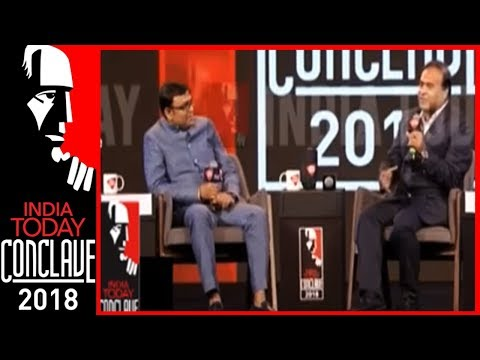 Himanta Biswa Sarma Exclusive On BJP's Northeast Win | India Today Conclave 2018